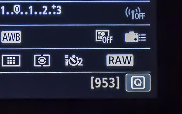 Save unprocessed images in raw mode during nighttime photography