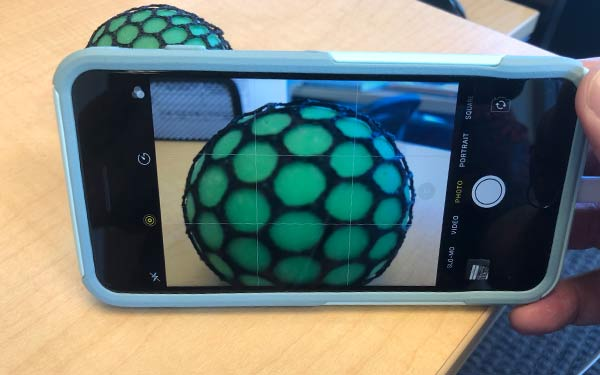 How to take good pictures with a phone and capture close ups without using zoom