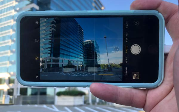 How to take good pictures with a phone using simple tips and tricks