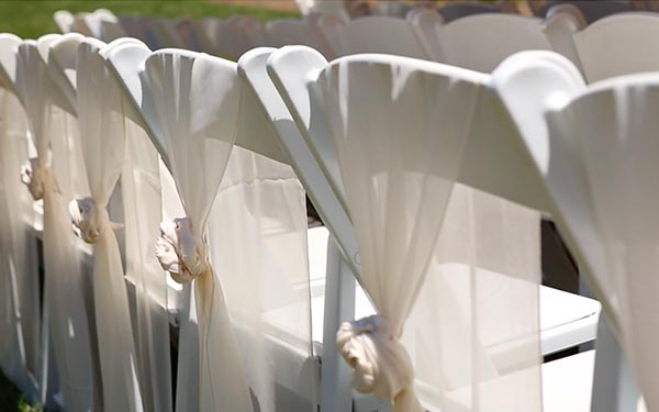 Determine guest seating for your wedding ceremony and reception